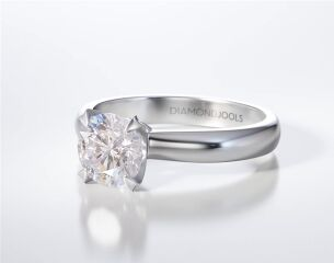 SOLITAIRE RING ENG02